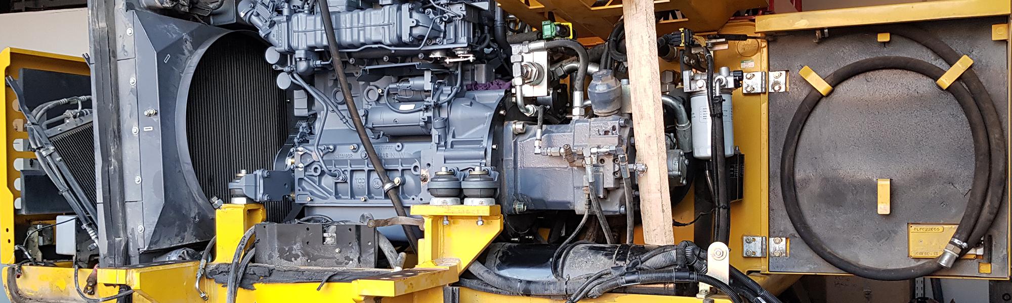 Leitlauf Dieselmotoren
